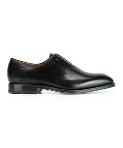 Salvatore Ferragamo   Carmelo Oxford Shoes 8 Leather
