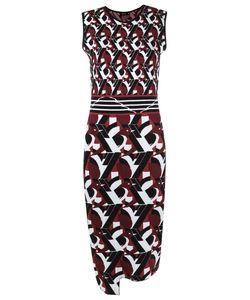Gig | Mid-Length Knit Dress Gg Polyamide/Viscose