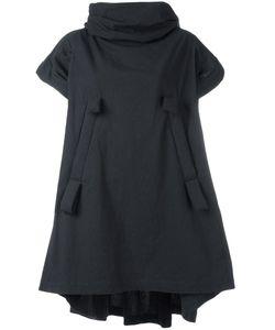 Bernhard Willhelm | Bow Flared Short Dress Small Cotton