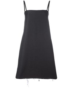 Charlie May | Square Neck Dress 8 Nylon/Cotton