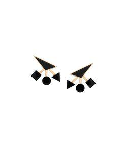 Eshvi | Geometric Earrings