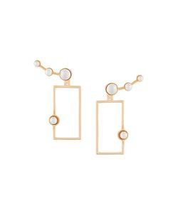Eshvi | Lava Earrings