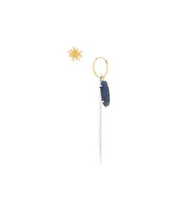 Wouters & Hendrix | Shard And Iolite Earrings