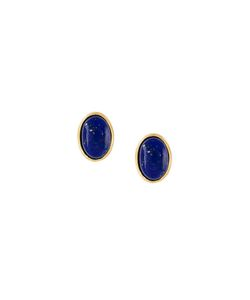 Wouters & Hendrix | Lapis Stud Earrings