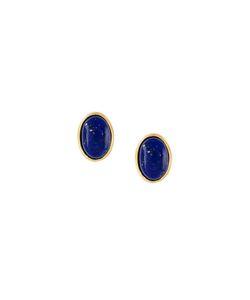 Wouters & Hendrix | Lapis Stud Earrings