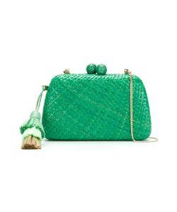 Serpui | Straw Clutch Bag