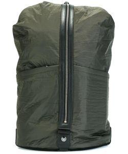 Mismo | Sling Shoulder Bag Leather/Nylon