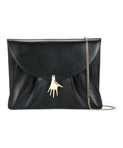 Petar Petrov   Hand Clasp Shoulder Bag