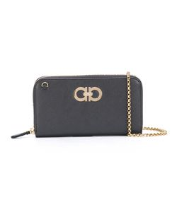 Salvatore Ferragamo | Double Gancio Clutch