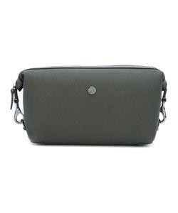 Mismo | Zipped Small Bag Adult Unisex Nylon/Leather