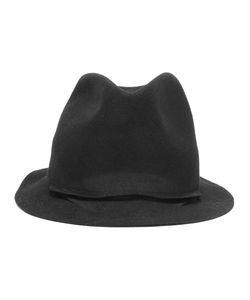 Reinhard Plank | Origami Hat Adult Unisex Large Rabbit Fur