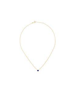 Wouters & Hendrix | Lapis Pendant Necklace