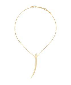 Shaun Leane | 18kt Sabre Pendant Necklace