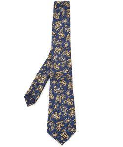 Fefè | Paisley Print Neck Tie Adult Unisex
