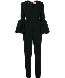 Roksanda | Margot Bell Sleeve Jumpsuit 8