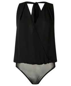 Andrea Marques | V Neck Bodysuit