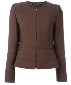 Jean Louis Scherrer Vintage | Zip Front Jacket