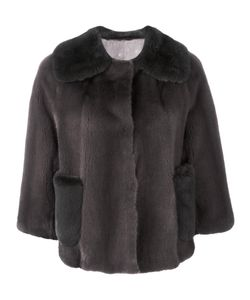 Liska | Cocotte Fur Jacket Medium Mink Fur
