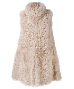 Blancha | Mandorla Coat 42 Sheep Skin/Shearling