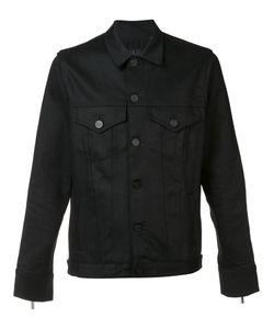 En Noir | Denim Rider Jacket Large