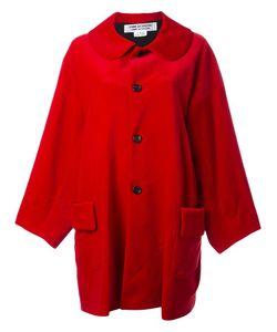 Comme Des Garçons Comme Des Garçons | Buttoned Mid Coat Women