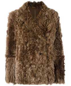 Meteo By Yves Salomon | Classic Fur Jacket 36