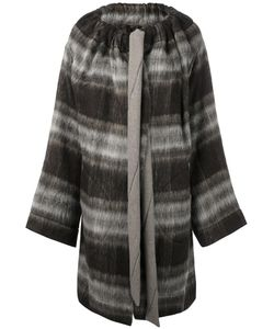 Vivienne Westwood Anglomania | Checked Single Breasted Coat