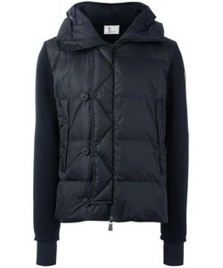 Moncler Grenoble | Padded Front Hoodie Large Feather Down/Polyamide/Virgin