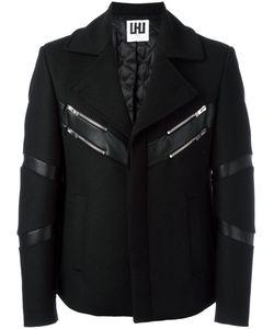 Les Hommes Urban | Padded Jacket 48 Wool/Polyester/Polyamide/Viscose