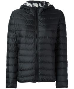 Liska   Quilted Zip Up Puffer Jacket 46 Polyester/Feather