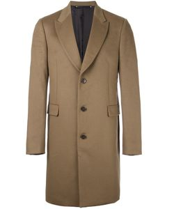 Paul Smith | Peaked Lapel Epsom Coat