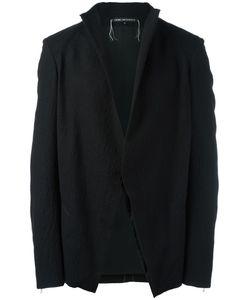 Cedric Jacquemyn   Layered Collar Suit Jacket 50 Wool/Cotton