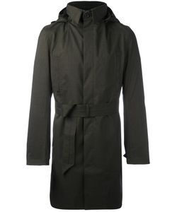 Norwegian Rain | Hooded Raincoat Xl Recycled Polyester/Polyester/Viscose/Cashmere