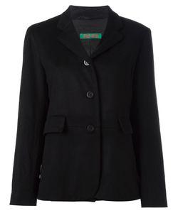 Casey Casey | Buttoned Jacket Large Cashmere/Cotton