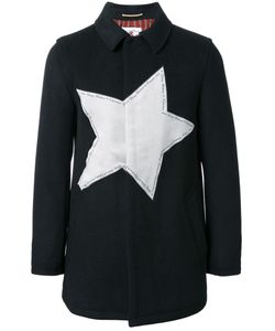 Education From Youngmachines | Star Patch Short Coat 1