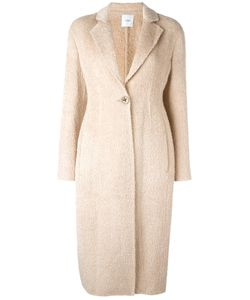 Agnona | Single Button Mid Coat