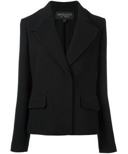 Giambattista Valli | Concealed Fastening Cropped Jacket Virgin