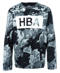Hood By Air | Logo Print Sweater