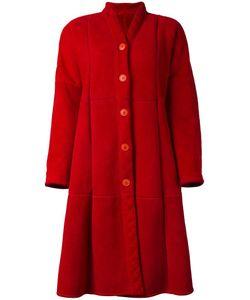 Gianfranco Ferre Vintage | Oversized Faux Fur Coat