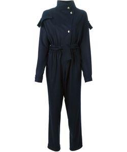 Carolinaritz | Buttoned Long Sleeve Jumpsuit