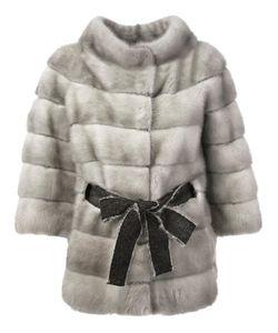 Liska   Philippa Jacket Small Mink Fur