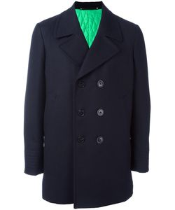 Paul Smith | A Coat To Travel In Peacoat Large