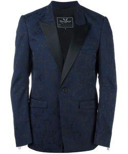 Unconditional | Brocade Tuxedo Jacket Small Silk/Polyester/Tencel