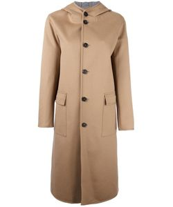 Mackintosh | Flap Pockets Hooded Coat 40