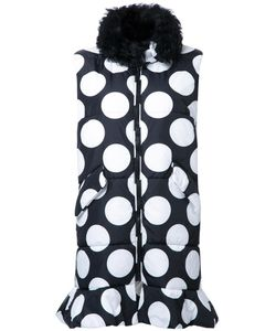 MSGM | Dotted Long Waistcoat 44