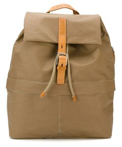 Ally Capellino | Kelvin Fold Over Buckle Backpack