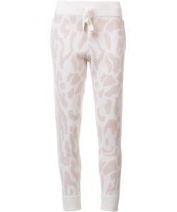 Baja East | Leopard Print Sweatpants 0 Cashmere