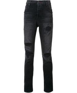 En Noir | Thermal Jeans 36