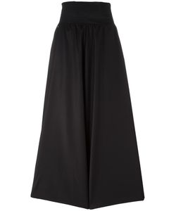 Bless | High-Waisted Palazzo Pants Small Virgin Wool