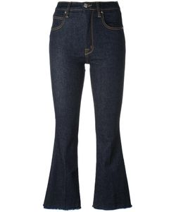 +People | Ingrid Cropped Jeans 31 Cotton/Polyester/Spandex/Elastane